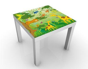 Tavolino design no.IS87 Jungle Playground