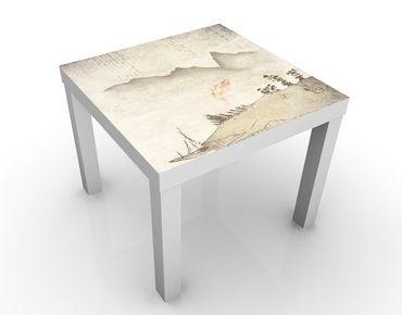 Tavolino design no.MW8 Japanese Silence