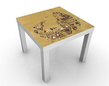 Tavolino design no.MW17 Amerindian Owl