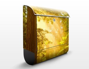 Cassetta postale Morning Gold 39x46x13cm