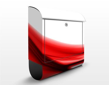 Cassetta postale Red Touch 39x46x13cm