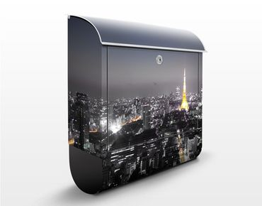 Cassetta postale Tokyo 39x46x13cm