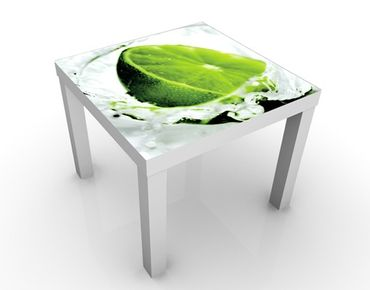 Tavolino design Splash Lime