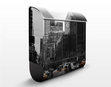Cassetta postale Klassisches NYC 39x46x13cm