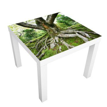 Carta adesiva per mobili IKEA - Lack Tavolino Old Tree