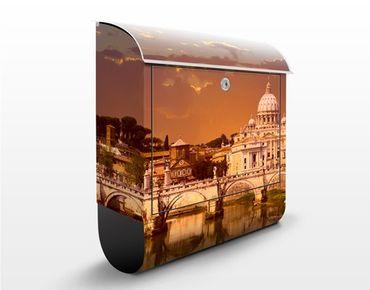 Cassetta postale Vatikan 39x46x13cm