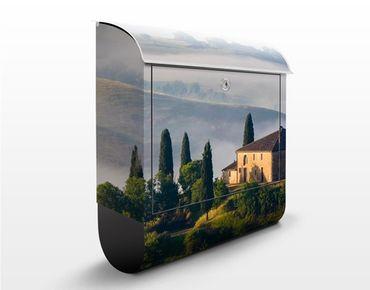 Cassetta postale Manor In Tuskany 39x46x13cm