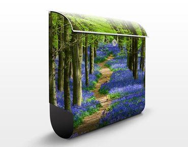 Cassetta postale Trail In Hertforshire 39x46x13cm