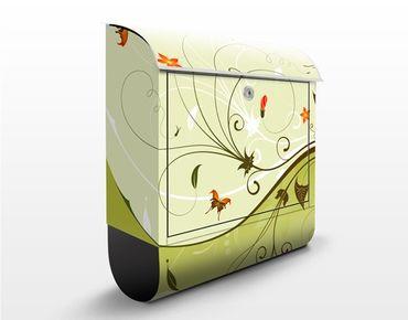 Cassetta postale Summertime 39x46x13cm
