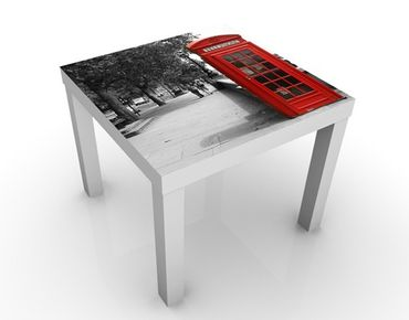 Tavolino design Telephone