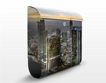 Cassetta postale MAINhattan 39x46x13cm