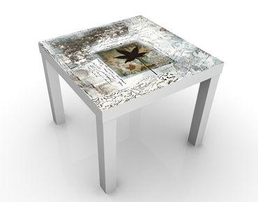 Tavolino design Silvery Memories