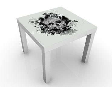 Tavolino design Skull Grunge