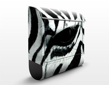 Cassetta postale Zebra Crossing No.2 39x46x13cm