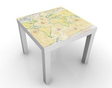Tavolino design World Map