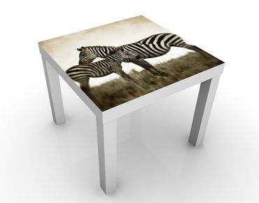 Tavolino design Zebra Pair