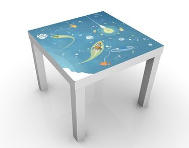 Tavolino design no.MW16 Colorful Space Ado