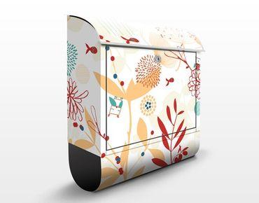 Cassetta postale Spring Garden 39x46x13cm