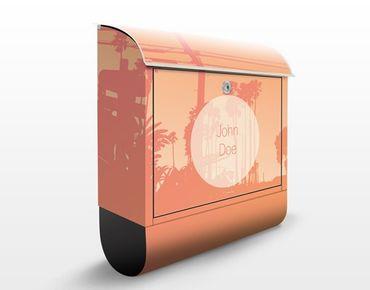 Cassetta postale no.EK439 Personalizzata Malibu 39x46x13cm