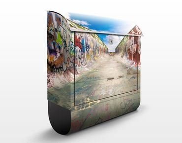 Cassetta postale Skate Graffiti 39x46x13cm