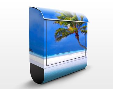 Cassetta postale Tropical Dream 39x46x13cm