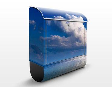 Cassetta postale Blue Lagoon 39x46x13cm