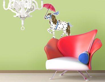 Adesivo murale Circus Pony Micki