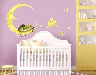 Adesivo murale Moon Pony