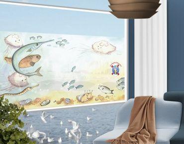 Decorazione per finestre The Small Pipe Fish© Audience