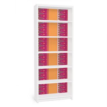 Carta adesiva per mobili IKEA - Billy Libreria - Summer Sari