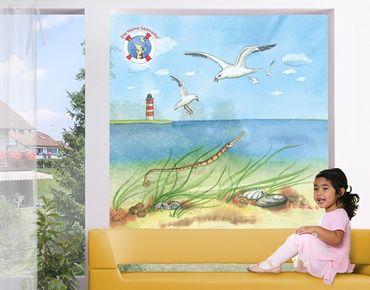 Decorazione per finestre The Small Pipe Fish© Sea Gull