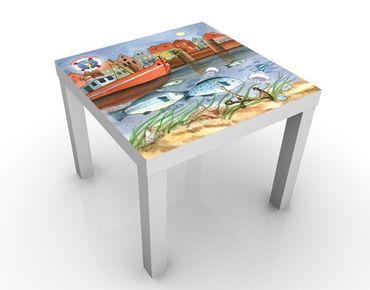 Tavolino design The Small Pipe Fish© Harbour