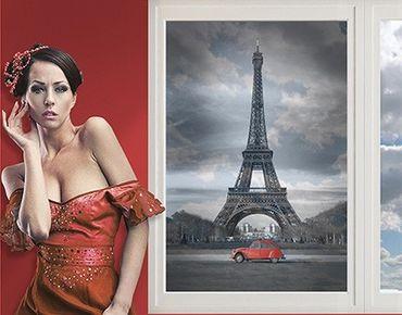 Decorazione per finestre Spot On Paris