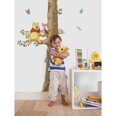 Adesivo murale per bambini - Disney - Winnie The Pooh Size