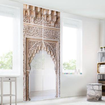 Tende scorrevoli set - Alhambra