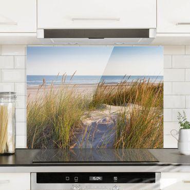 Paraschizzi in vetro - Beach Dune Al Mare - Orizzontale 3:4