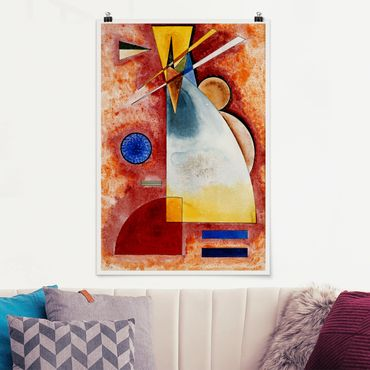 Poster - Wassily Kandinsky - Incrociare - Verticale 3:2