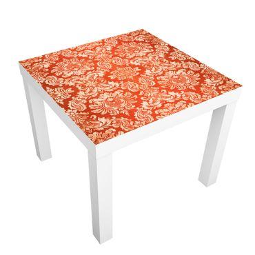 Carta adesiva per mobili IKEA - Lack Tavolino Baroque Wallpaper