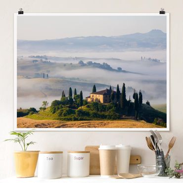 Poster - Vendita in Toscana - Orizzontale 3:4