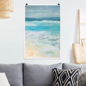 Poster - Tempesta sul mare II - Verticale 3:2