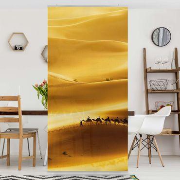Tenda a pannello Golden Dunes 250x120cm