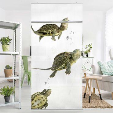 Tenda a pannello Turtle Trio 250x120cm
