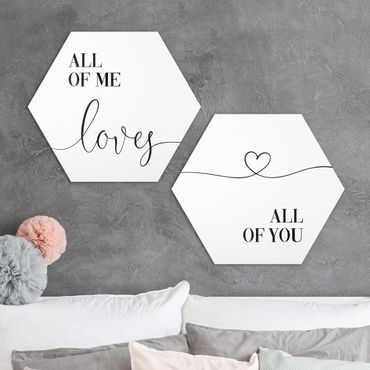 Esagono in forex - All Of Me piace All Of You