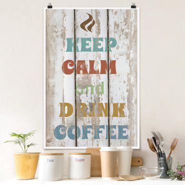 Poster - No.RS184 voluttuari Caffè - Verticale 3:2