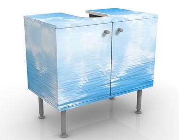 Mobile per lavabo design Above Sea Level