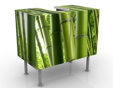 Mobile per lavabo design Bamboo Trees No.1