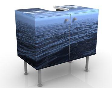 Mobile per lavabo design Dark Water