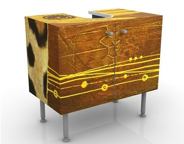 Mobile per lavabo design African Feelings