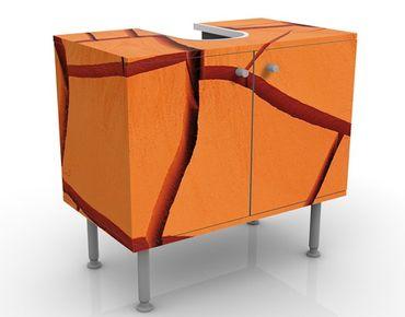 Mobile per lavabo design African Land