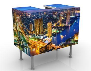 Mobile per lavabo design Bangkok Skyline